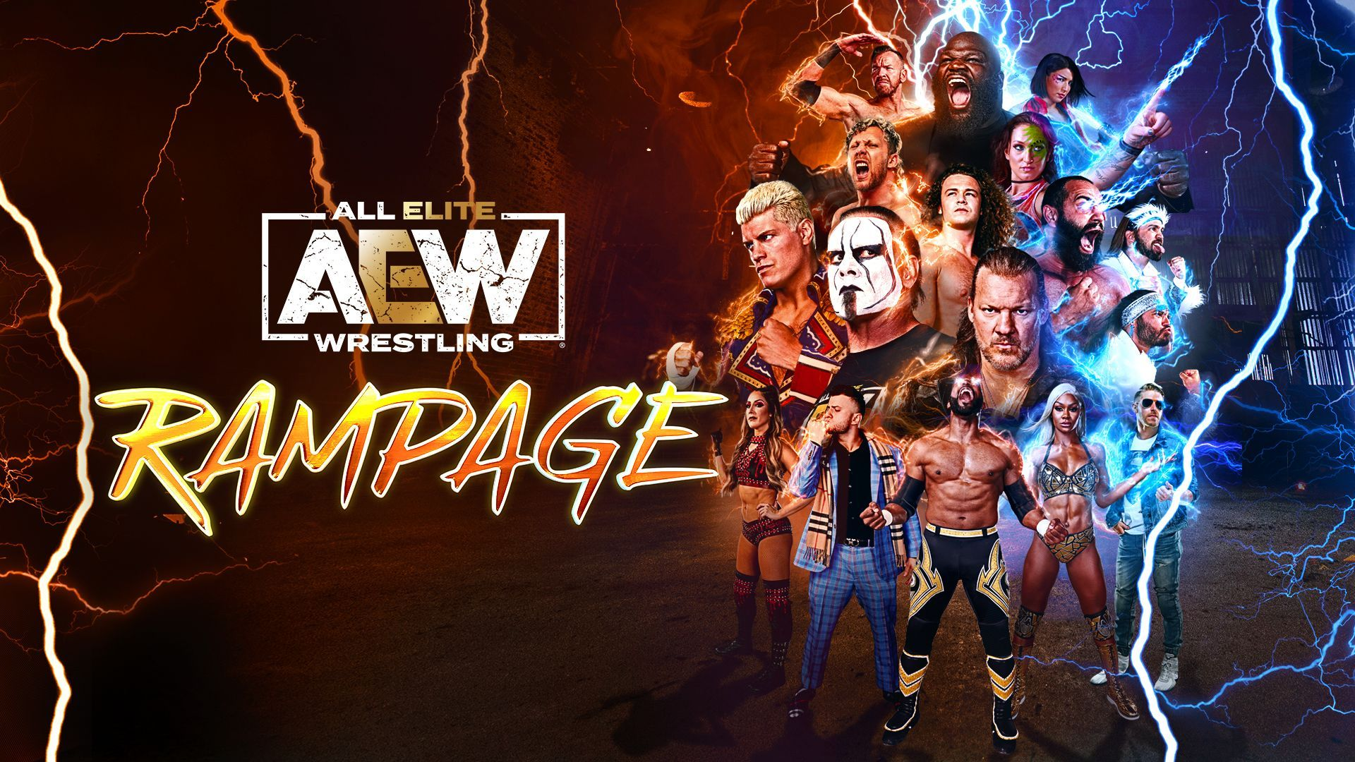 Are we in for a surprise during AEW Rampage?