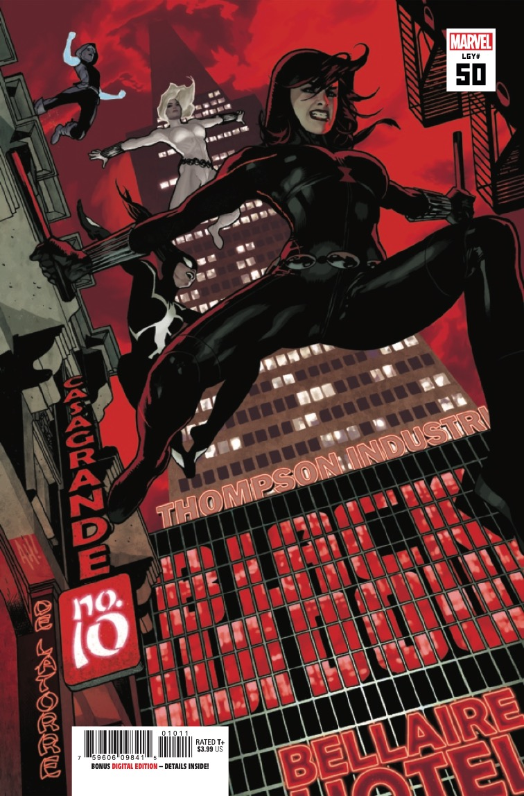 Marvel Preview: Black Widow #10