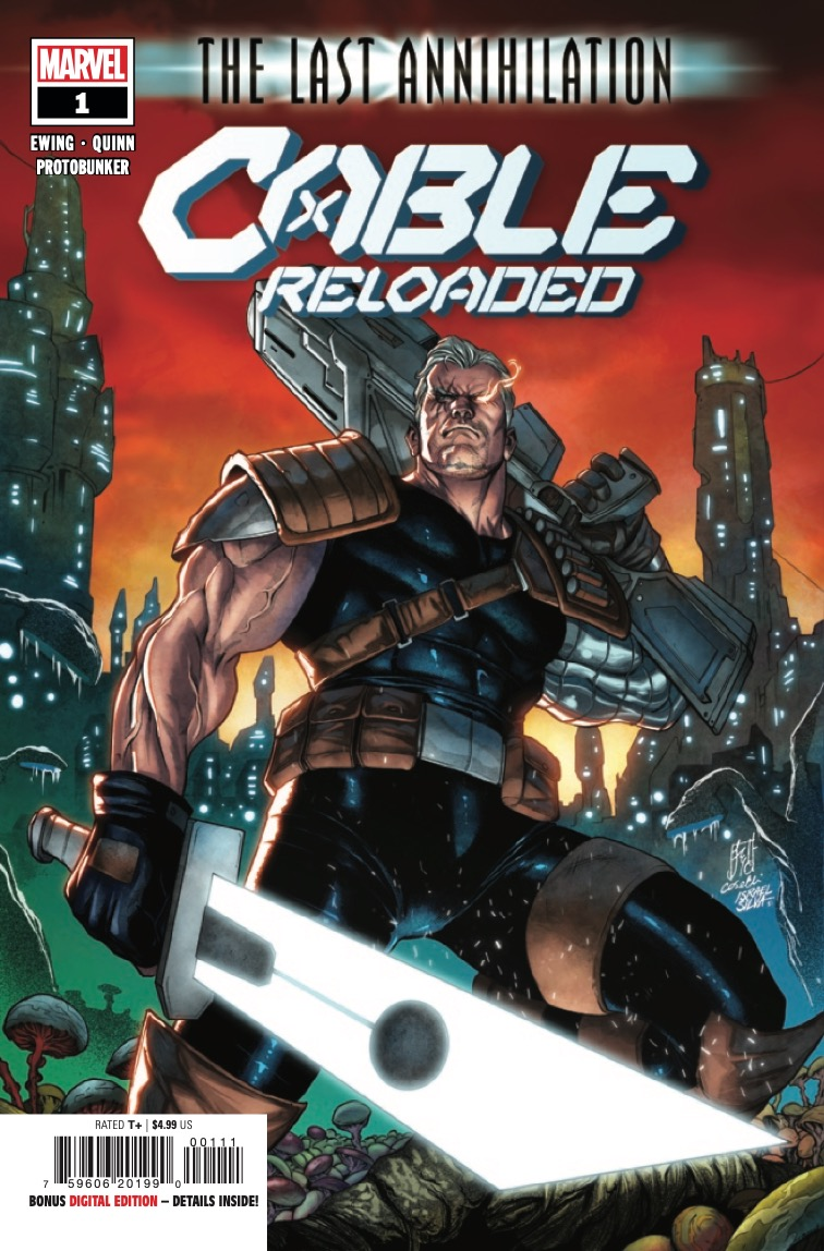 Marvel Preview: Cable: Reloaded #1