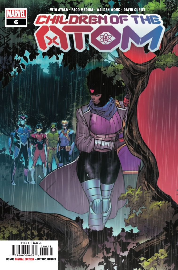 Marvel Preview: Children of the Atom #6