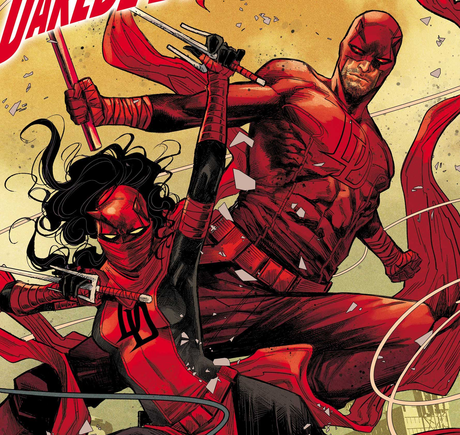 Marvel marks 'Daredevil' #36 as the end to Chip Zdarsky and Marco Checchetto's run