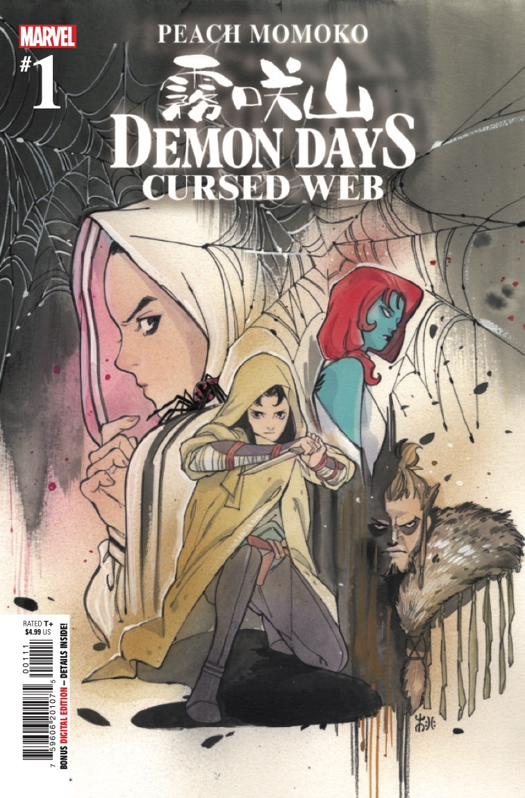 Marvel Preview: Demon Days: Cursed Web #1