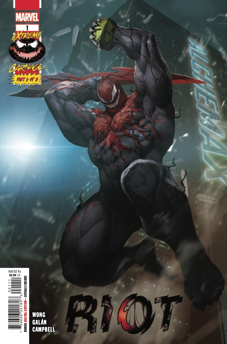 Marvel Preview: Extreme Carnage: Riot #1