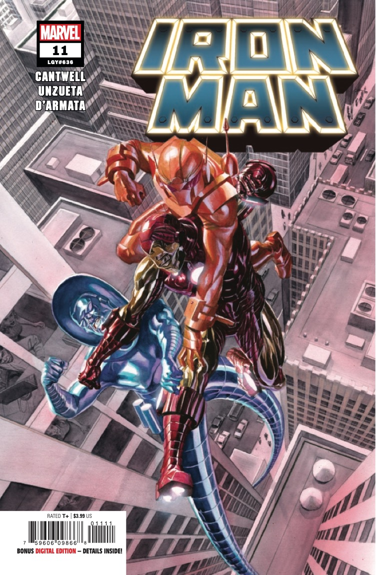 Marvel Preview: Iron Man #11