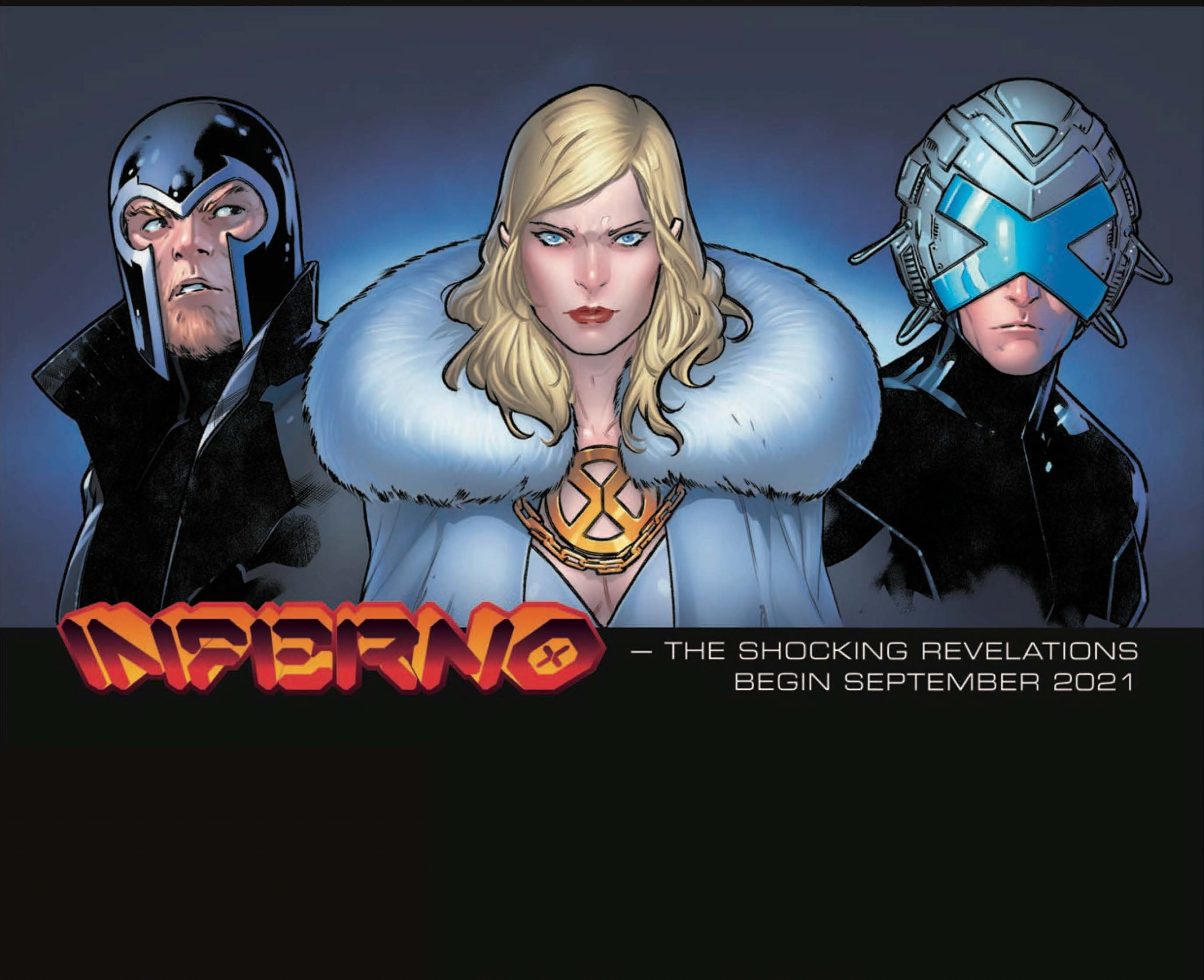 Marvel releases X-Men teasers for Jonathan Hickman's 'Inferno'