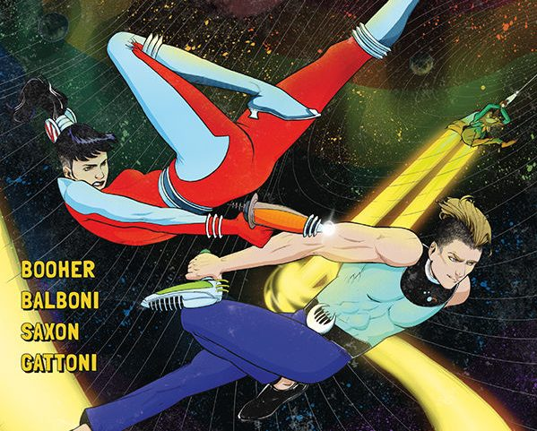 'Killer Queens' #1 is a campy space escapade with promise