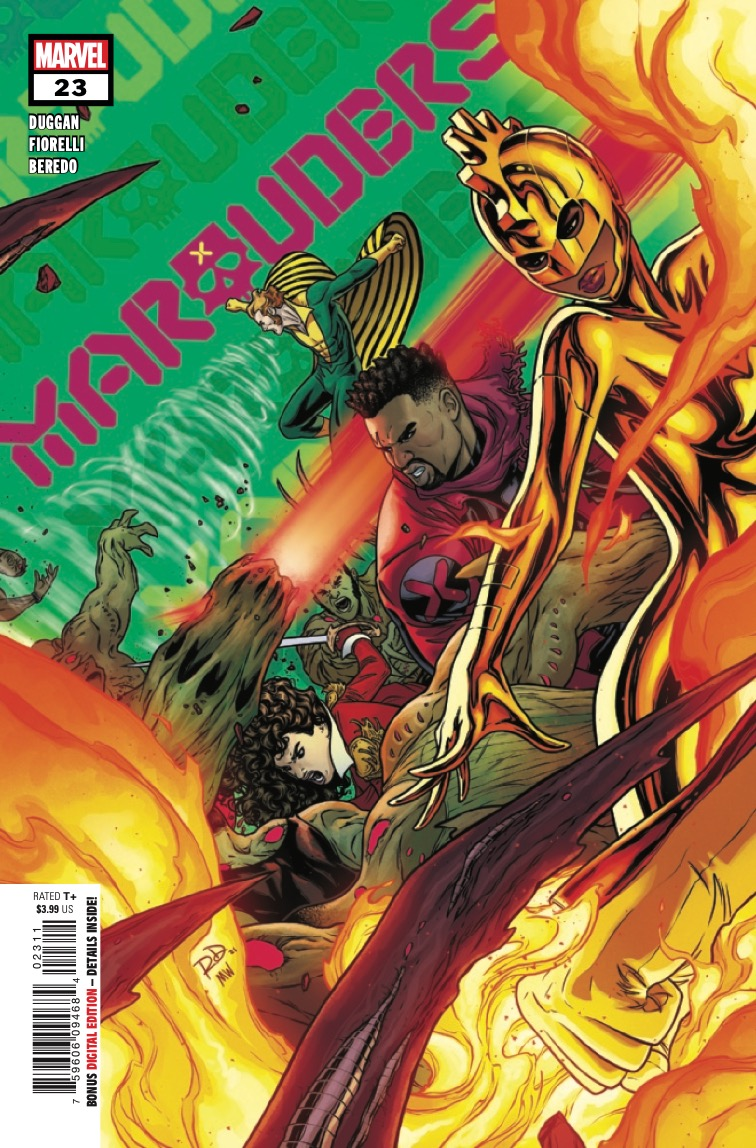 Marvel Preview: Marauders #23