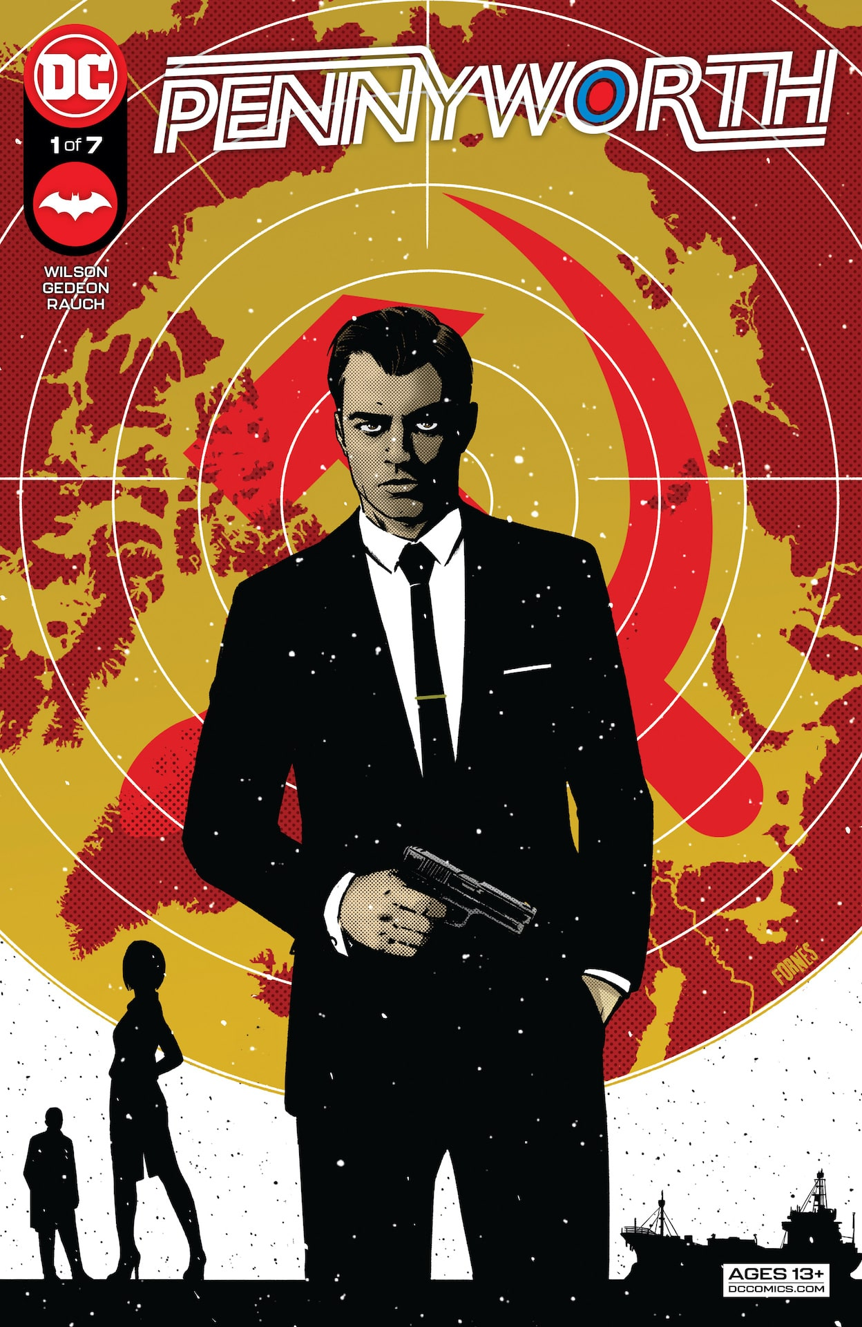 DC Preview: Pennyworth #1