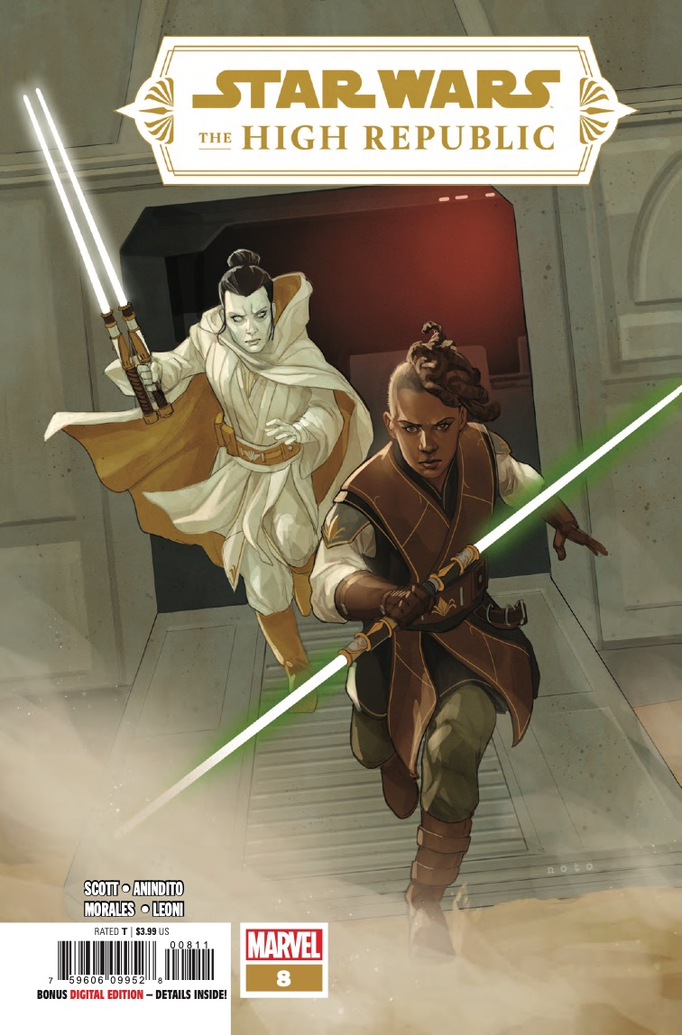Marvel Preview: Star Wars: The High Republic #8