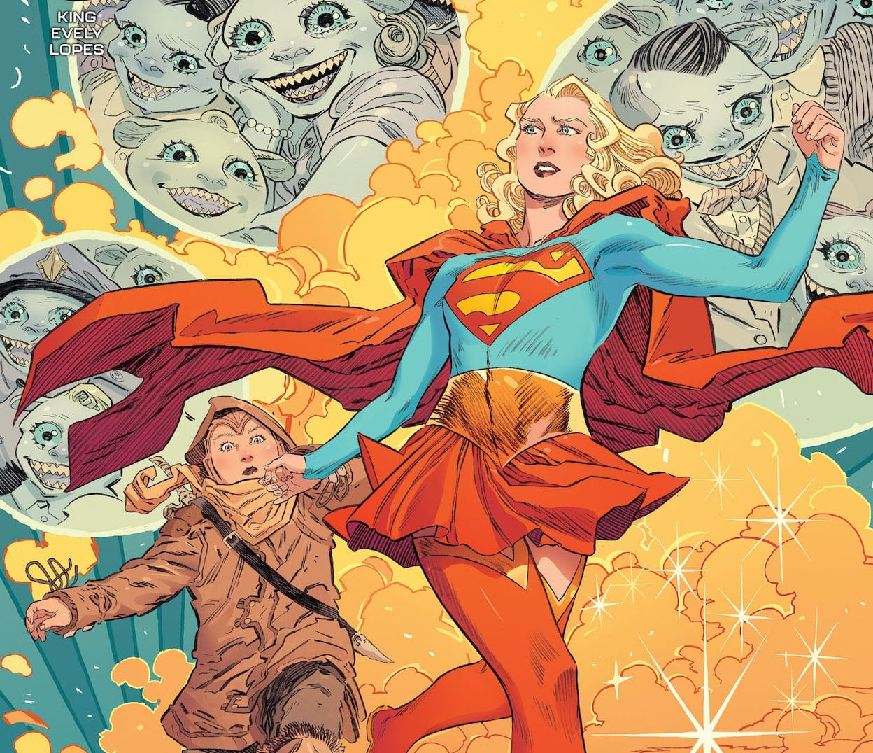 'Supergirl: Woman of Tomorrow' #3 is a powerful issue