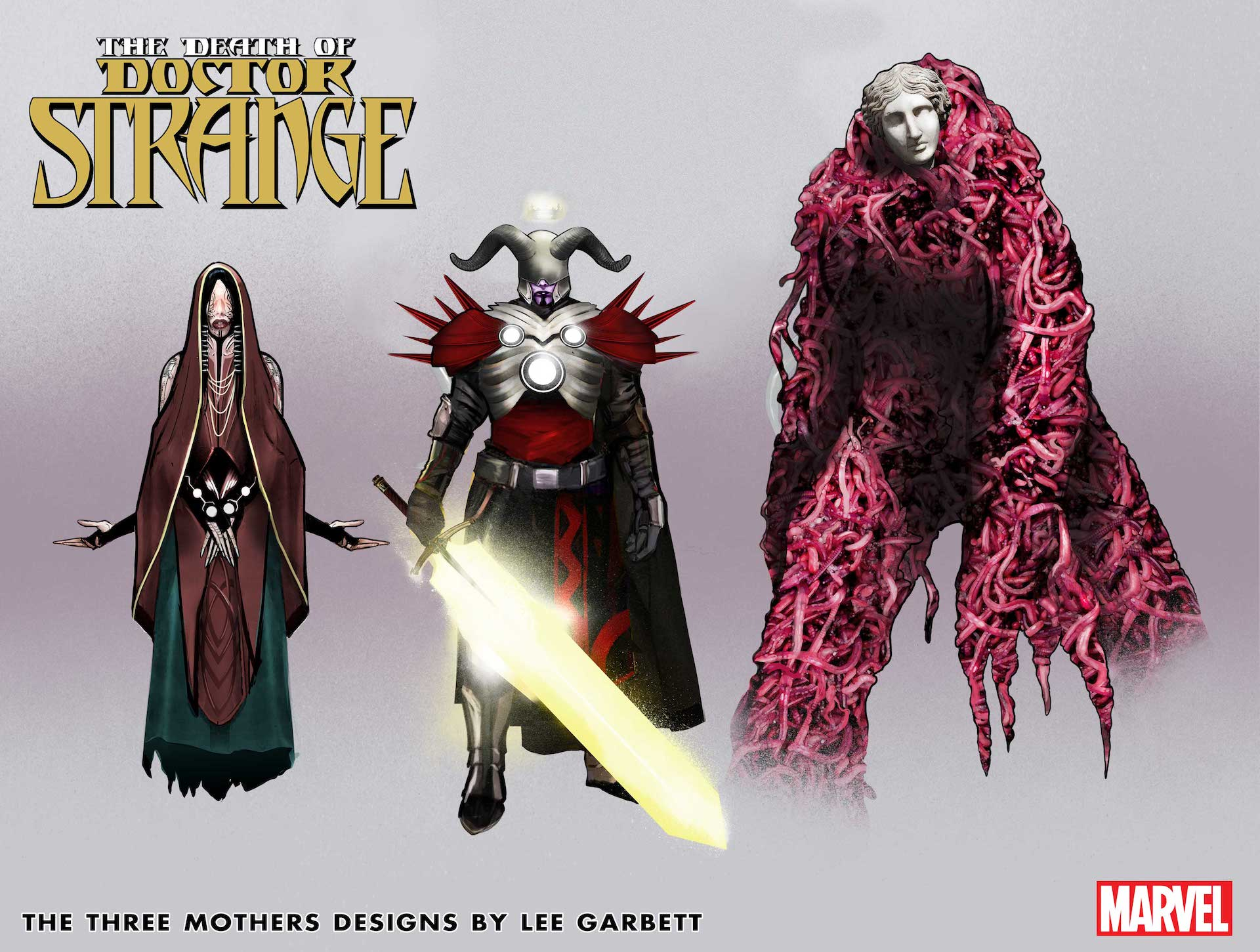 Marvel to introduce The Three Mothers in 'The Death of Doctor Strange' #3