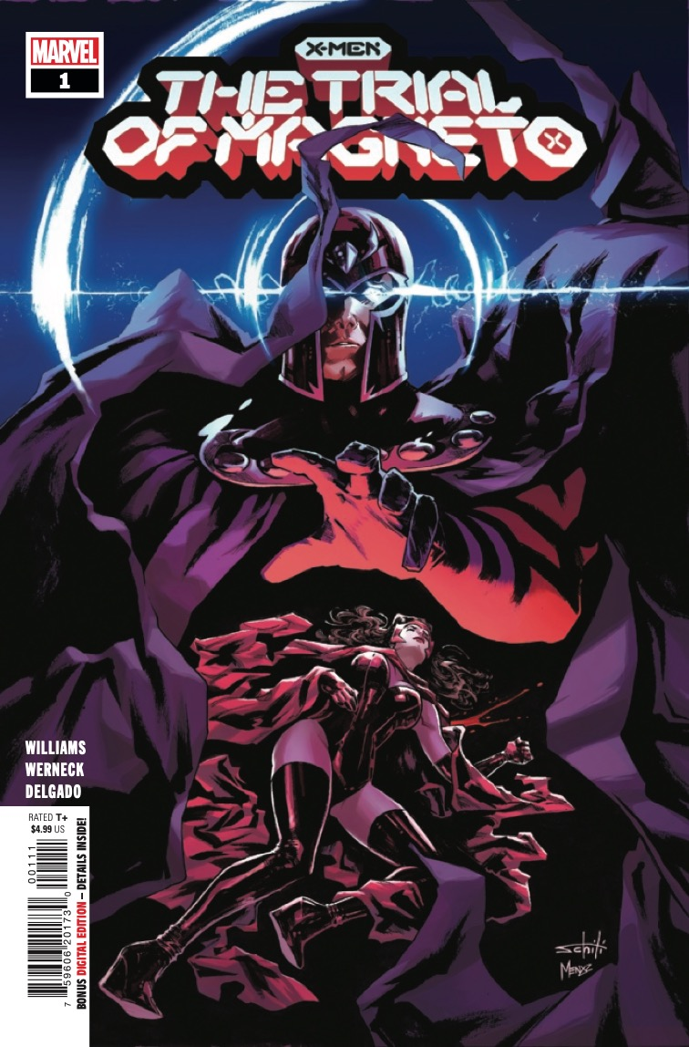 Marvel Preview: X-Men: The Trial Of Magneto #1 (of 5)