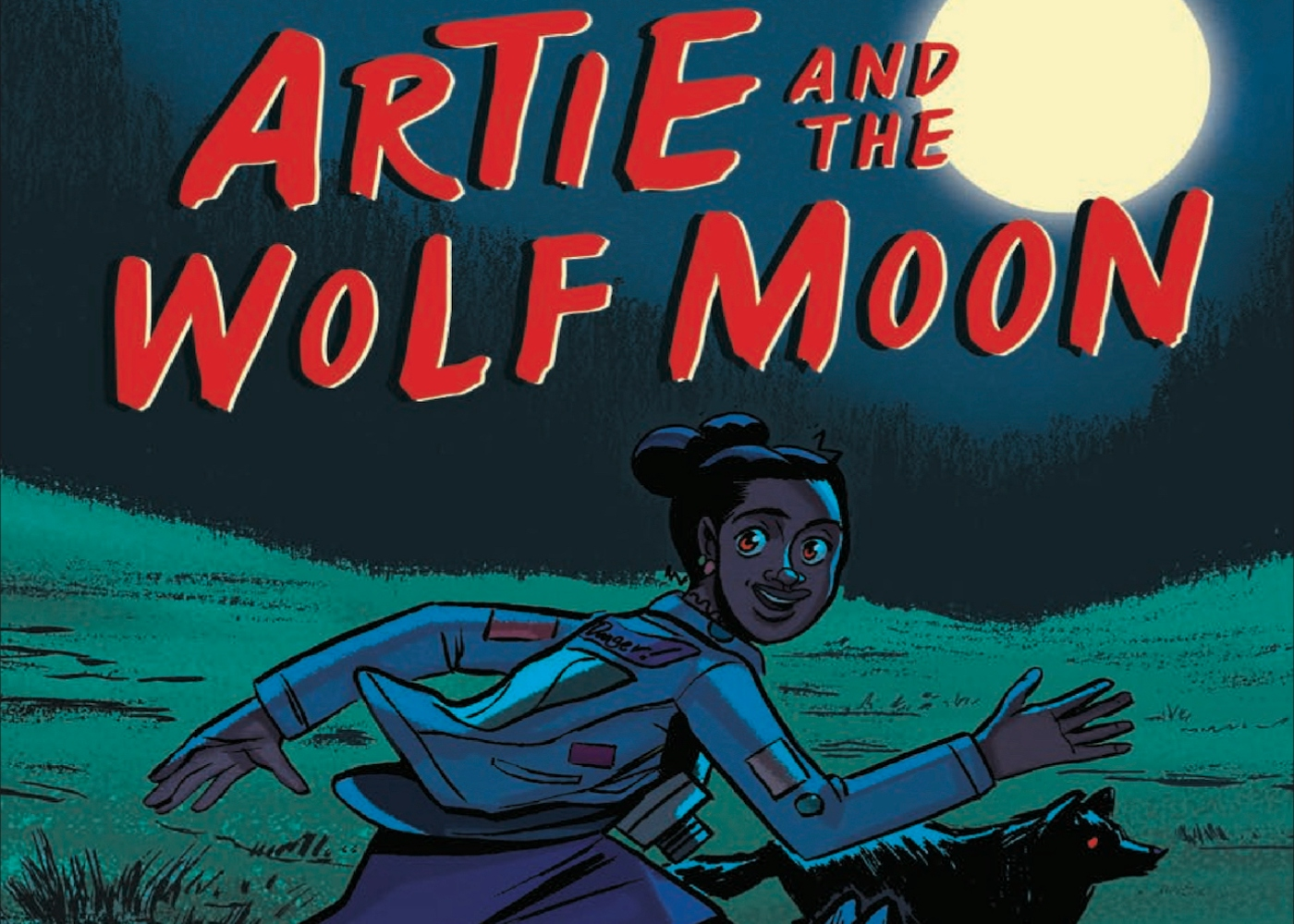 A therapeutic vehicle of fiction: Olivia Stephens on 'Artie and the Wolf Moon'