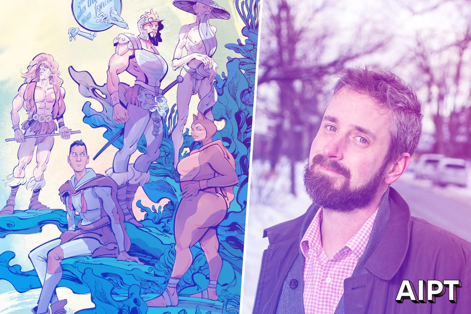Chip Zdarsky on the freedoms of Substack and his future in comics