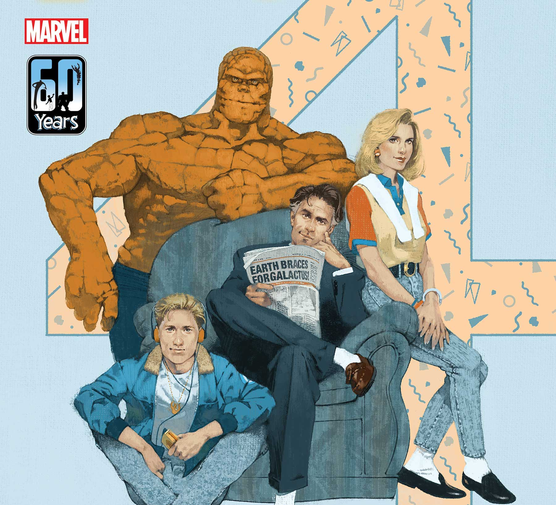 EXCLUSIVE Marvel Preview: Fantastic Four: Life Story #3