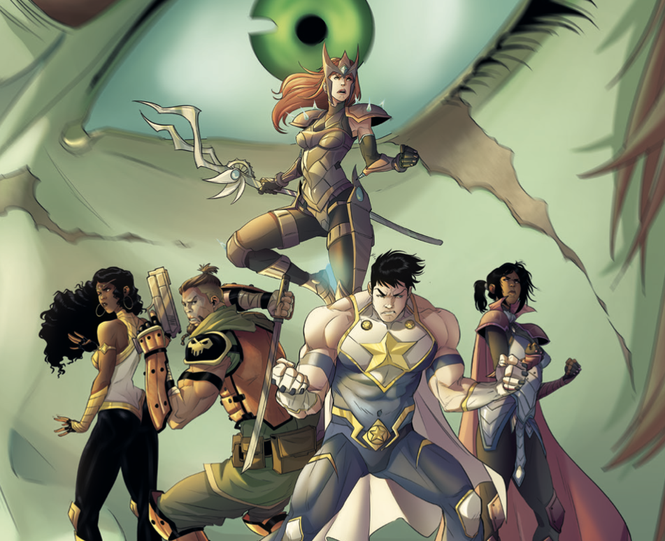 Commanders in Crisis #12 cover