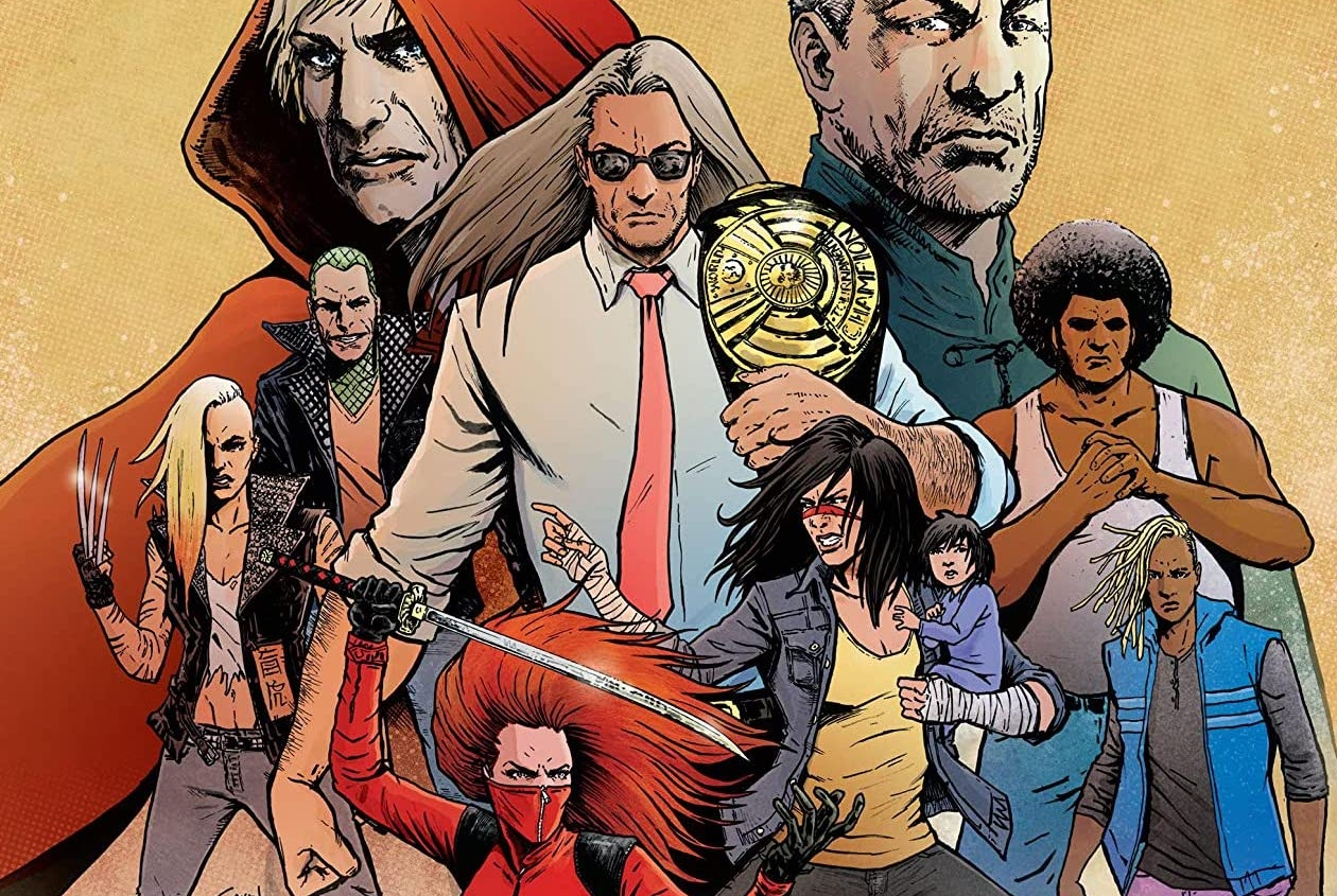 James Maddox on the art of balancing fights and drama in 'Dead Legends Vol. 2'