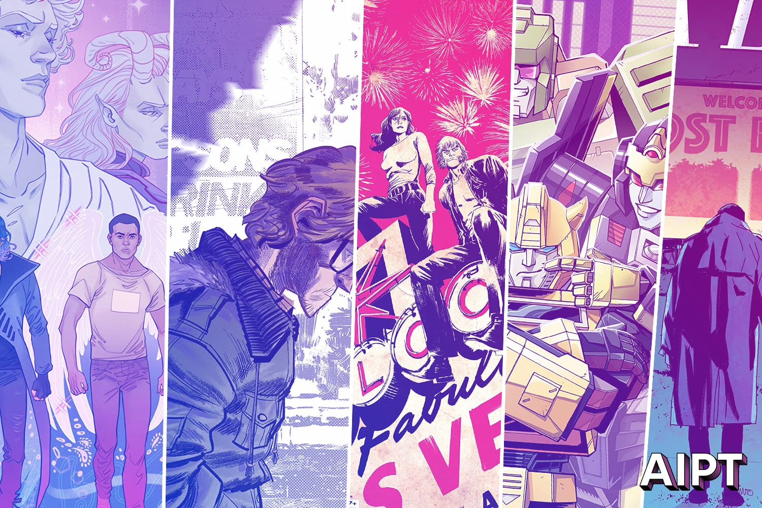 Fantastic Five: The best comics of the week of August 4, 2021