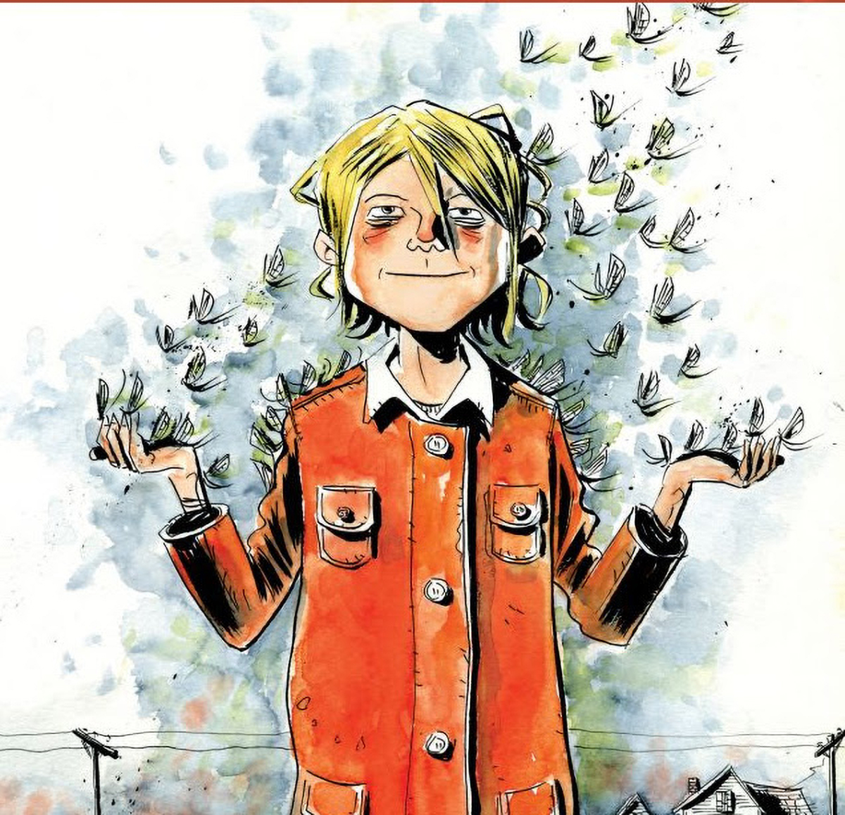 Jeff Lemire announces move to Substack, new series 'Fishflies' starting next week