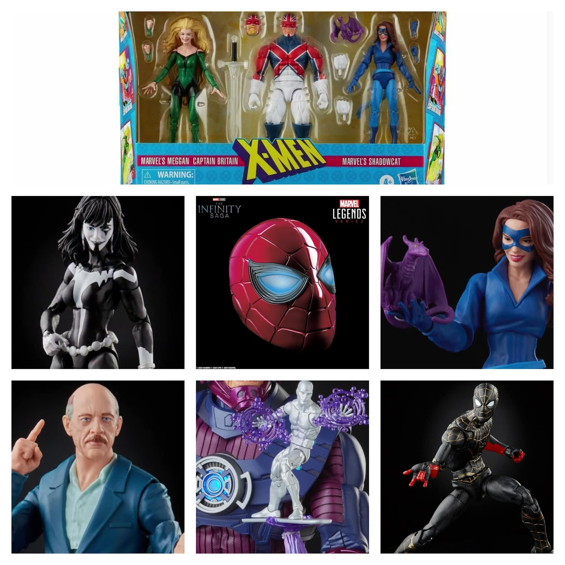 Hasbro Pulse Fan First Thursday unveils new X-Men, Spider-Man toys and more
