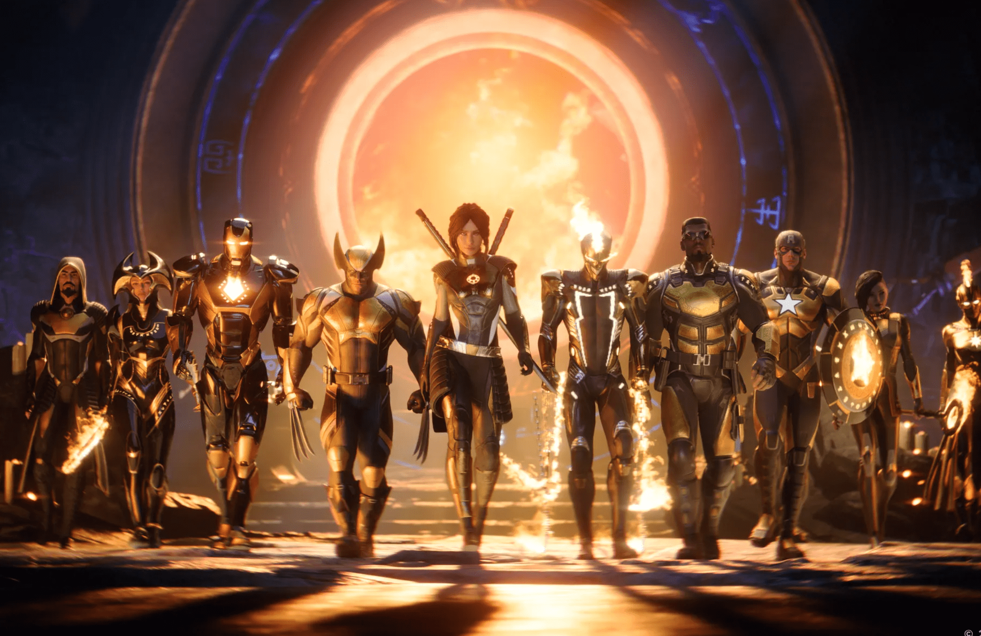 Marvel's 'Midnight Suns' getting game from Firaxis' XCOM team