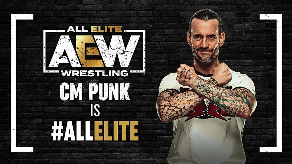 CM Punk is AEW's new Demo God -- 4 times as popular as Sting?!