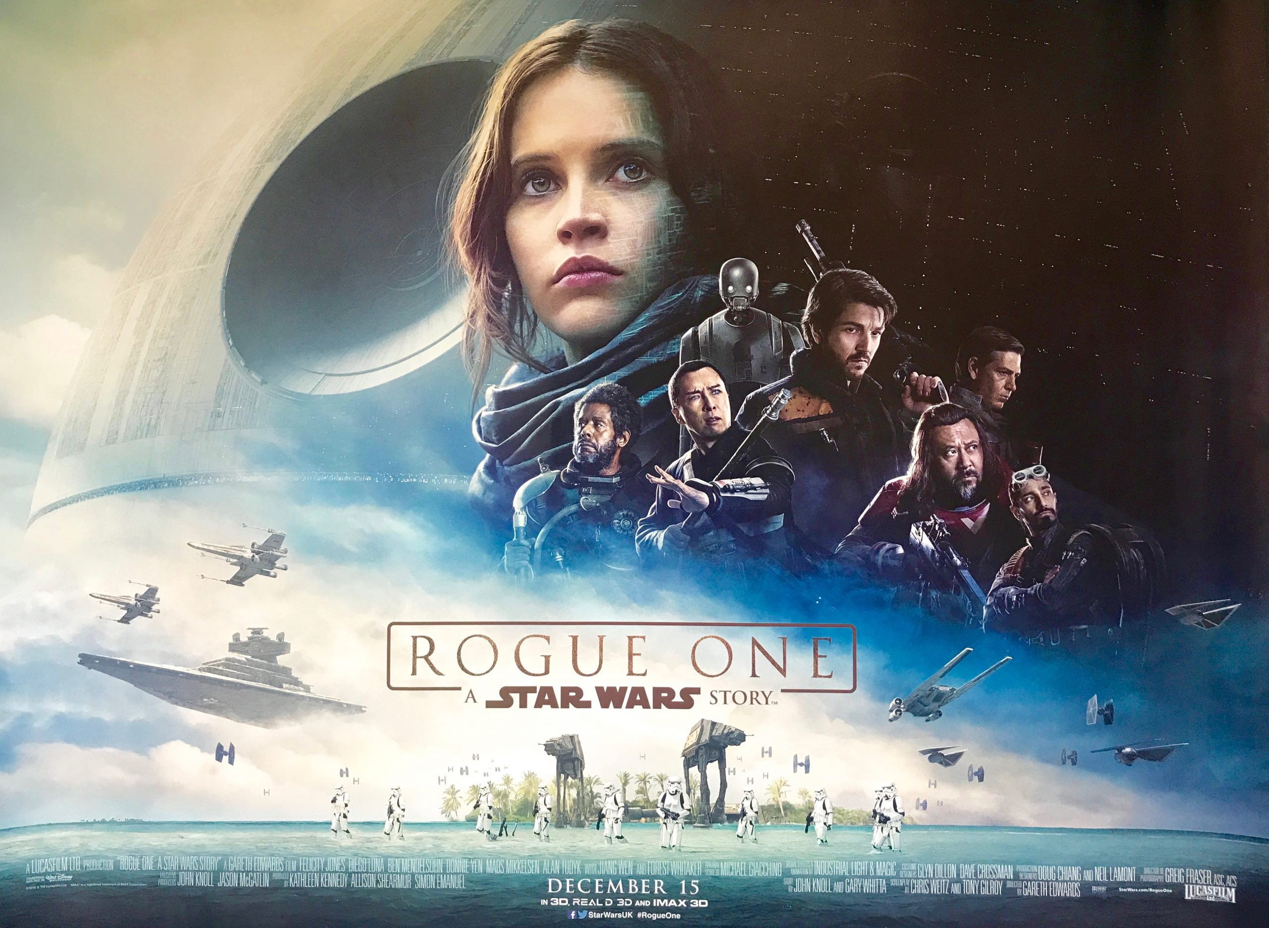 Talkin' Tauntauns Podcast episode 71: Rogue One: A Star Wars Story