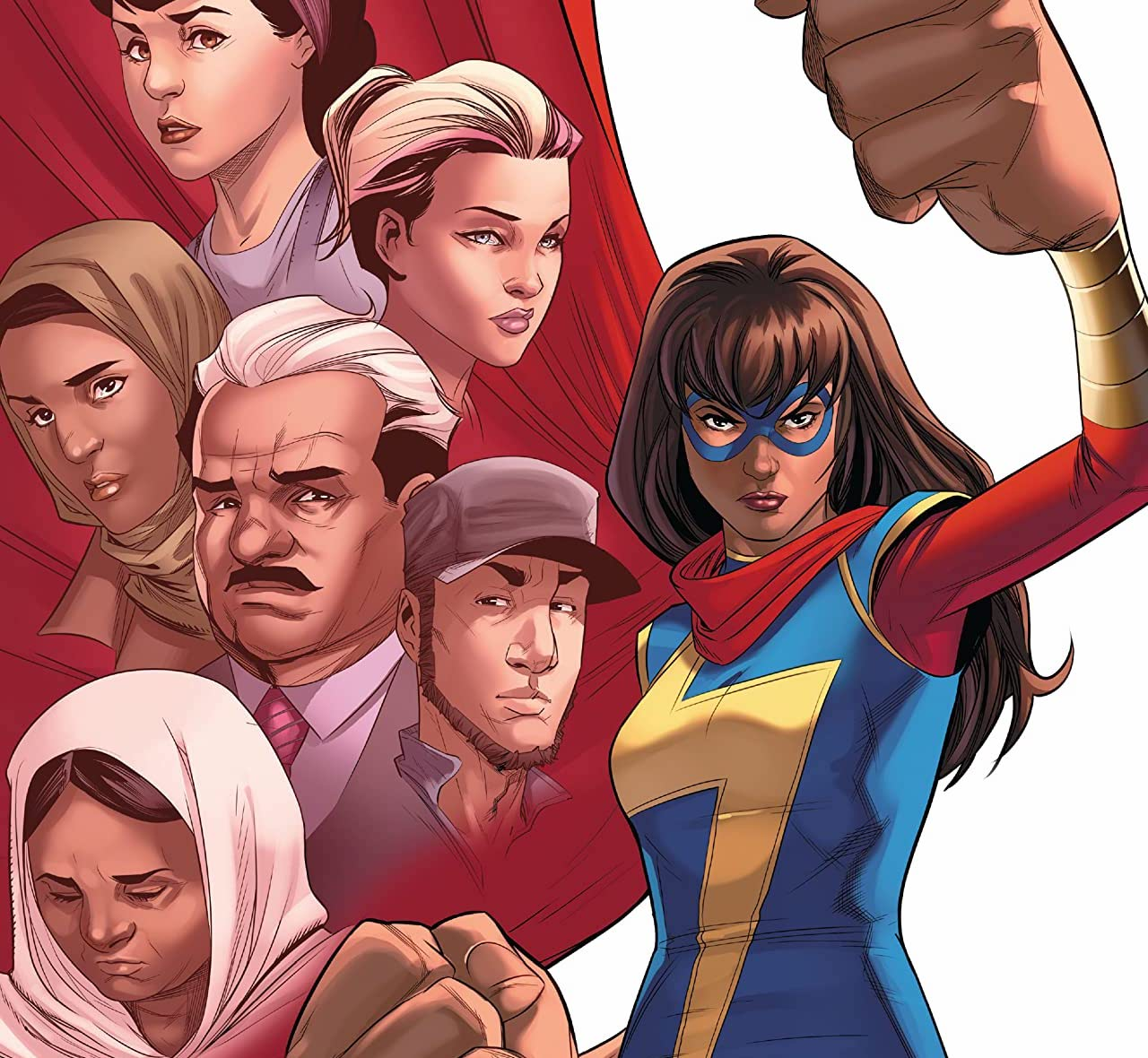 'Ms. Marvel: Game Over' will go down as a classic