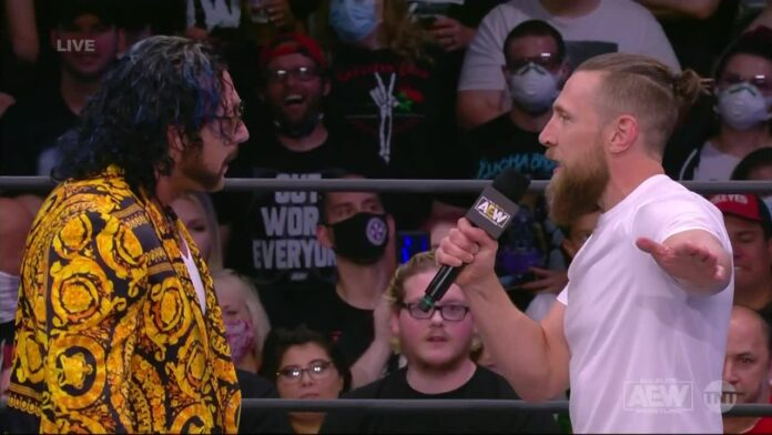 AEW Dynamite hit the reset button for the fallout of 'All Out'