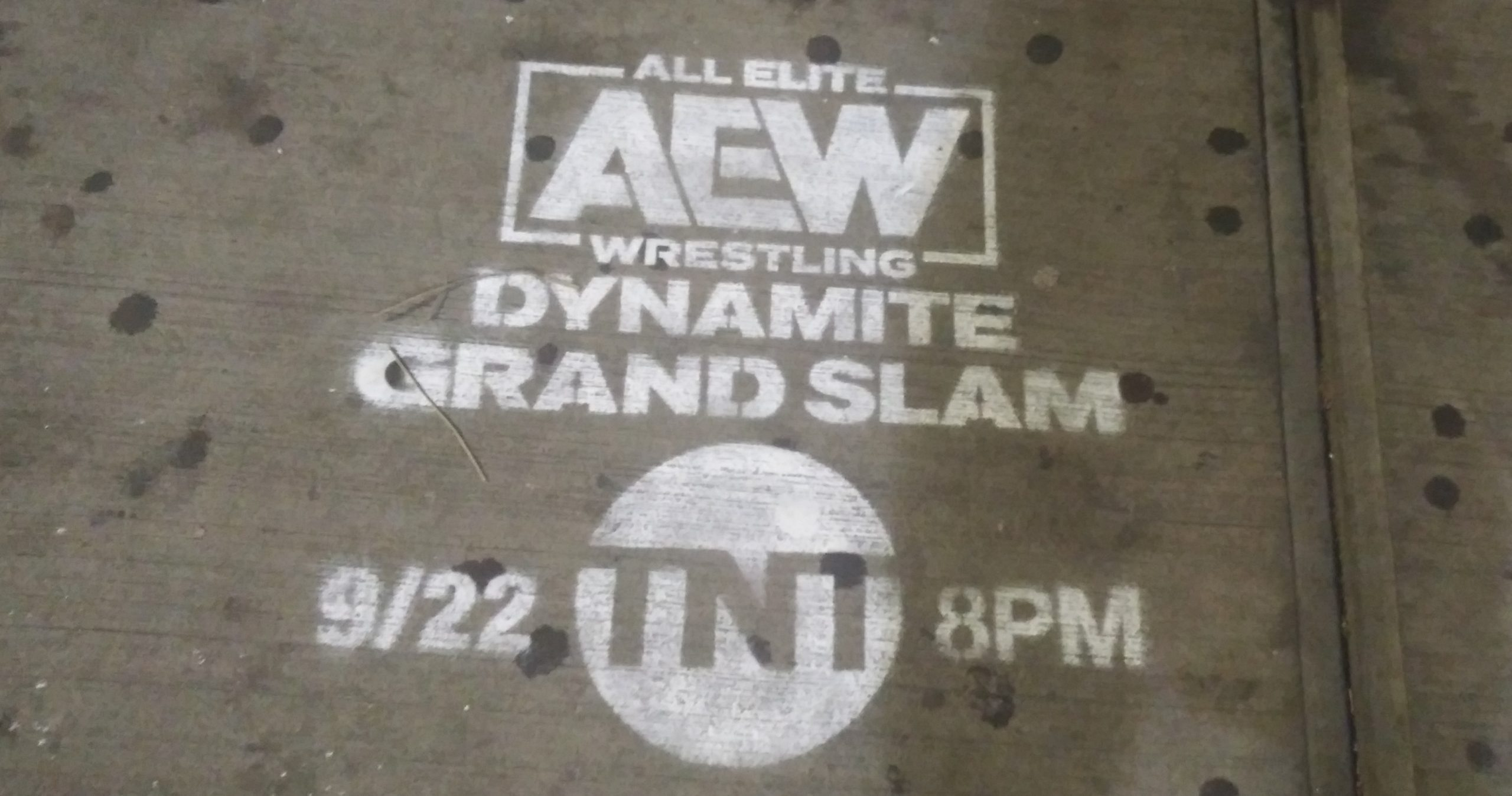 AEW Dynamite Grand Slam review: a live fan's perspective