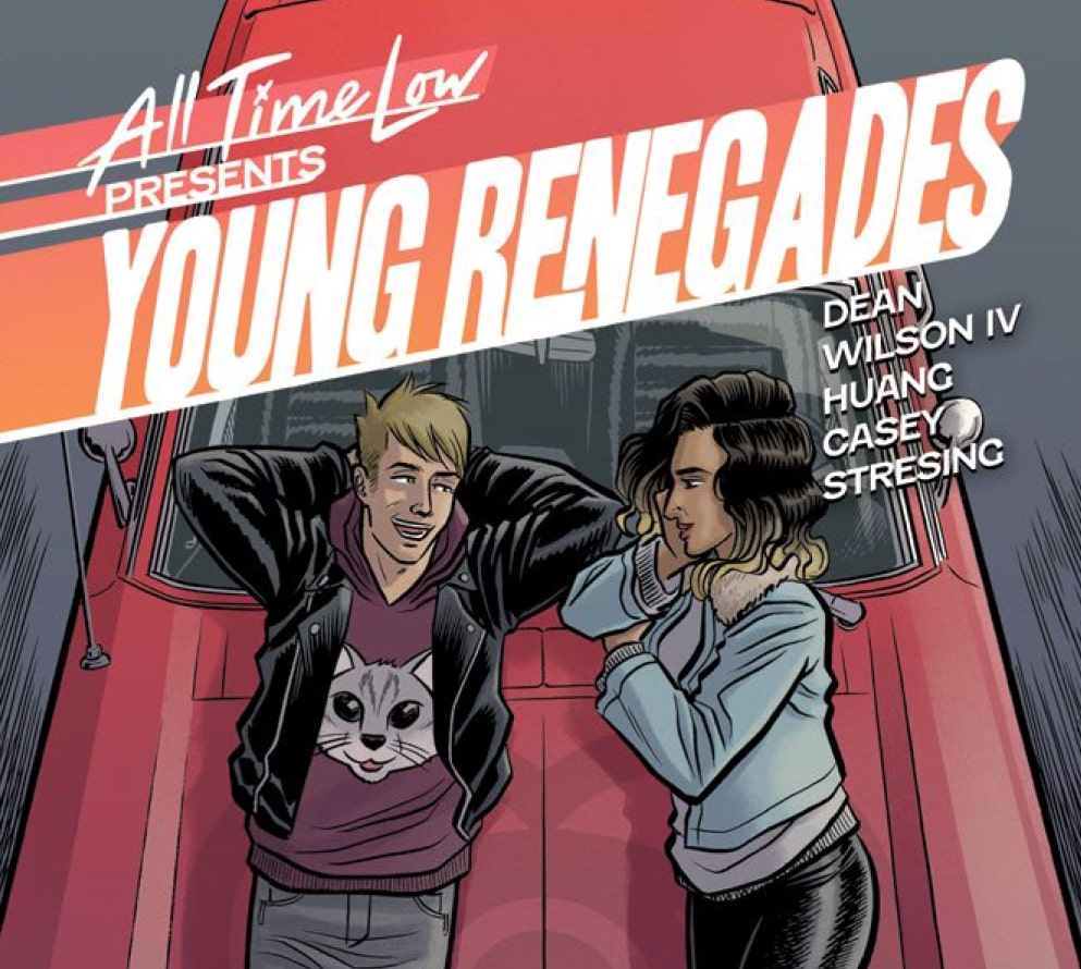EXCLUSIVE Z2 Preview: All Time Low Presents: Young Renegades