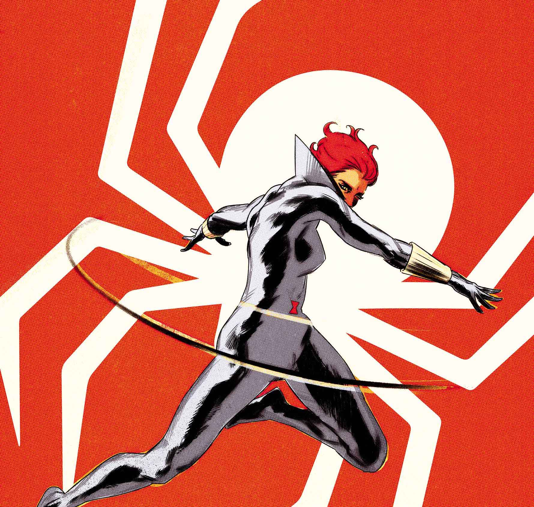 Marvel teases story details for next 'Black Widow' story arc