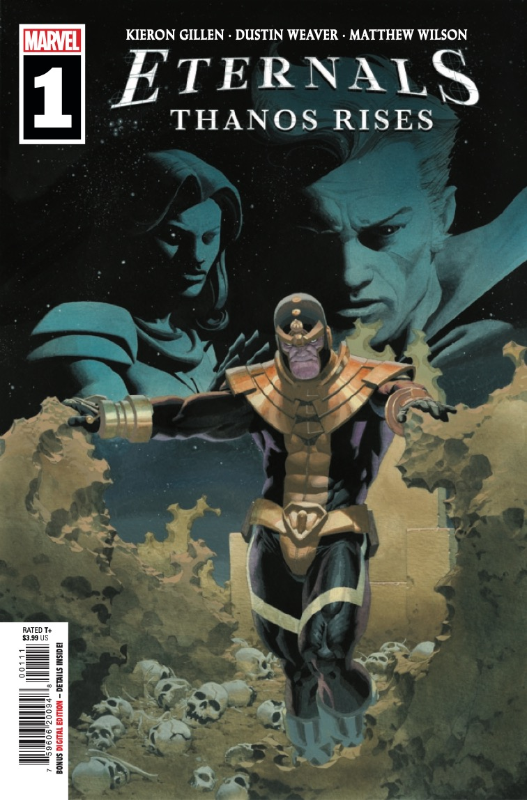 Marvel Preview: Eternals: Thanos Rises #1