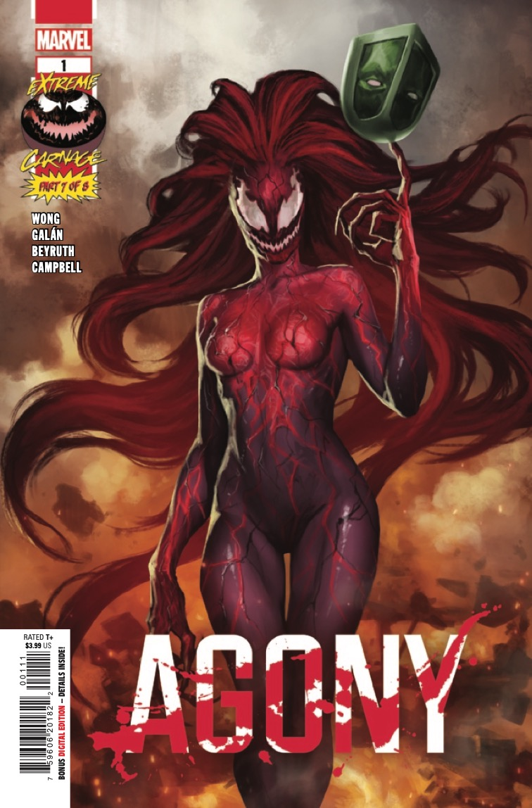 Marvel Preview: Extreme Carnage: Agony #1