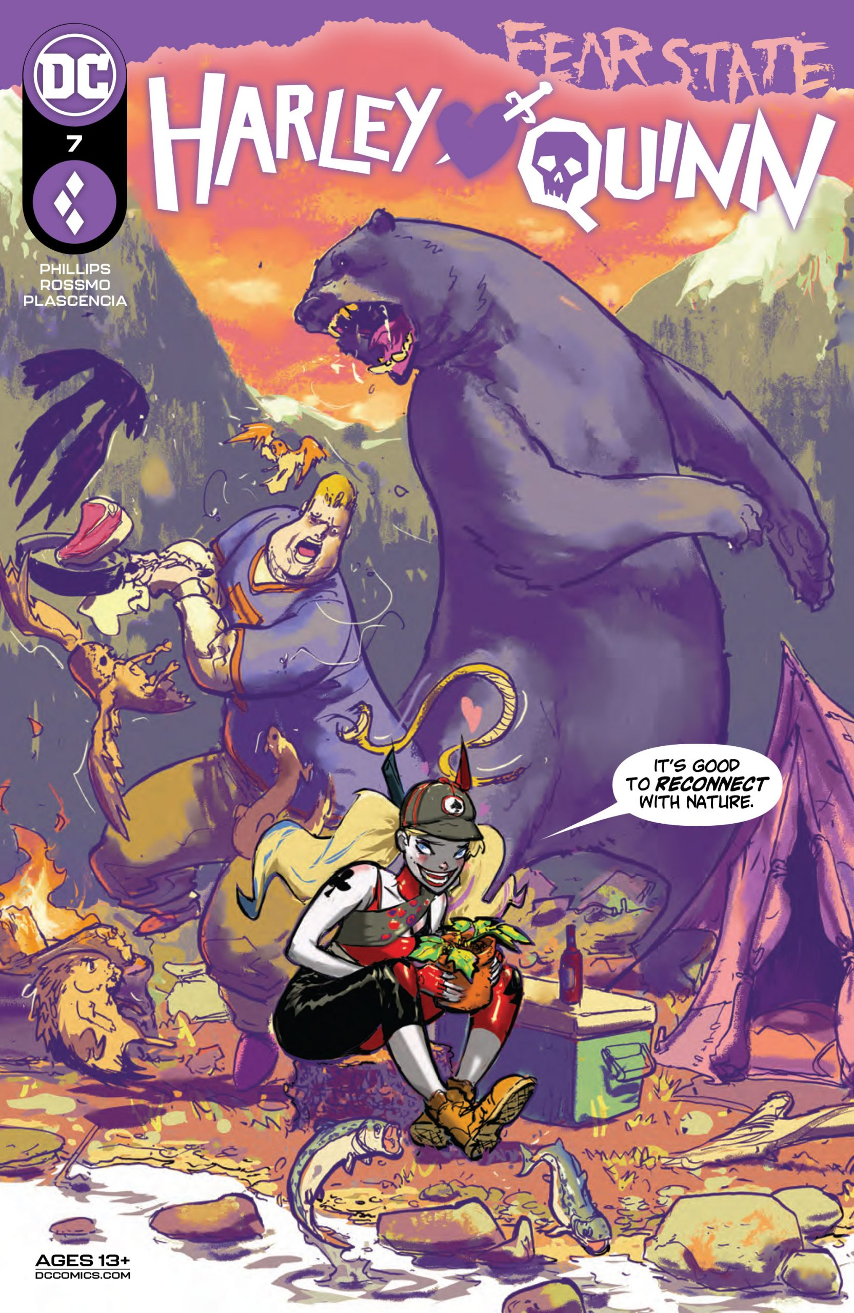 DC Preview: Harley Quinn #7