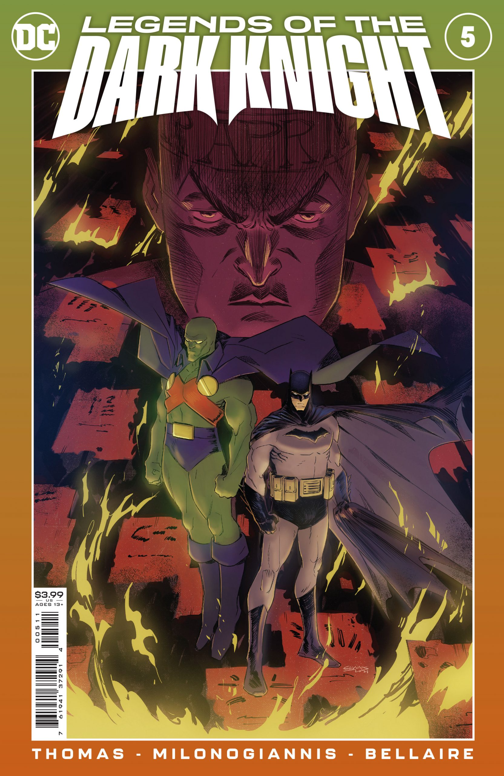 DC Preview: Legends of the Dark Knight #5
