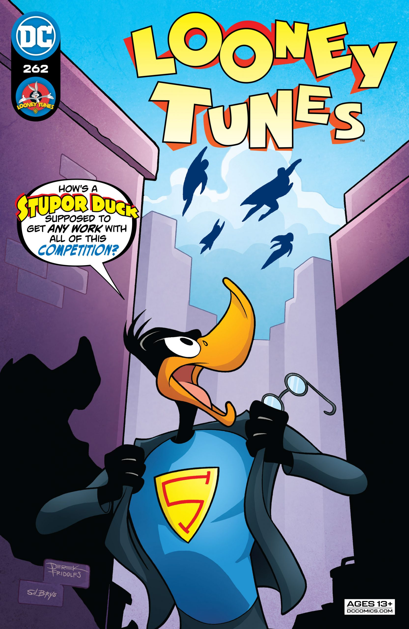 DC Preview: Looney Tunes #262