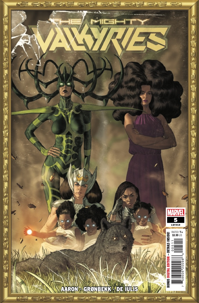 Marvel Preview: The Mighty Valkyries #5