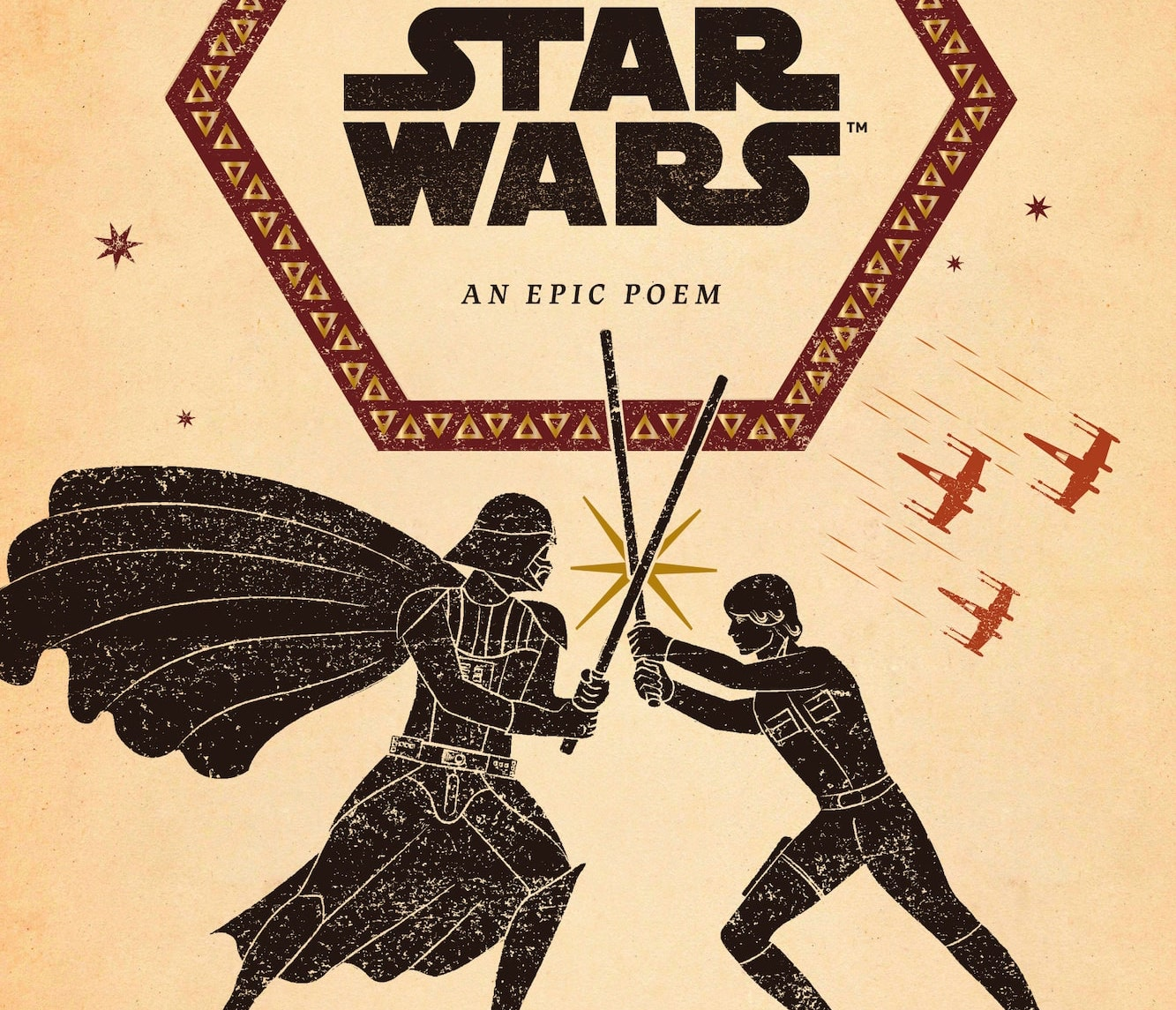 EXCLUSIVE Preview: The Odyssey of Star Wars: An Epic Poem