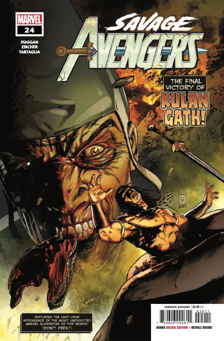 Marvel Preview: Savage Avengers #24
