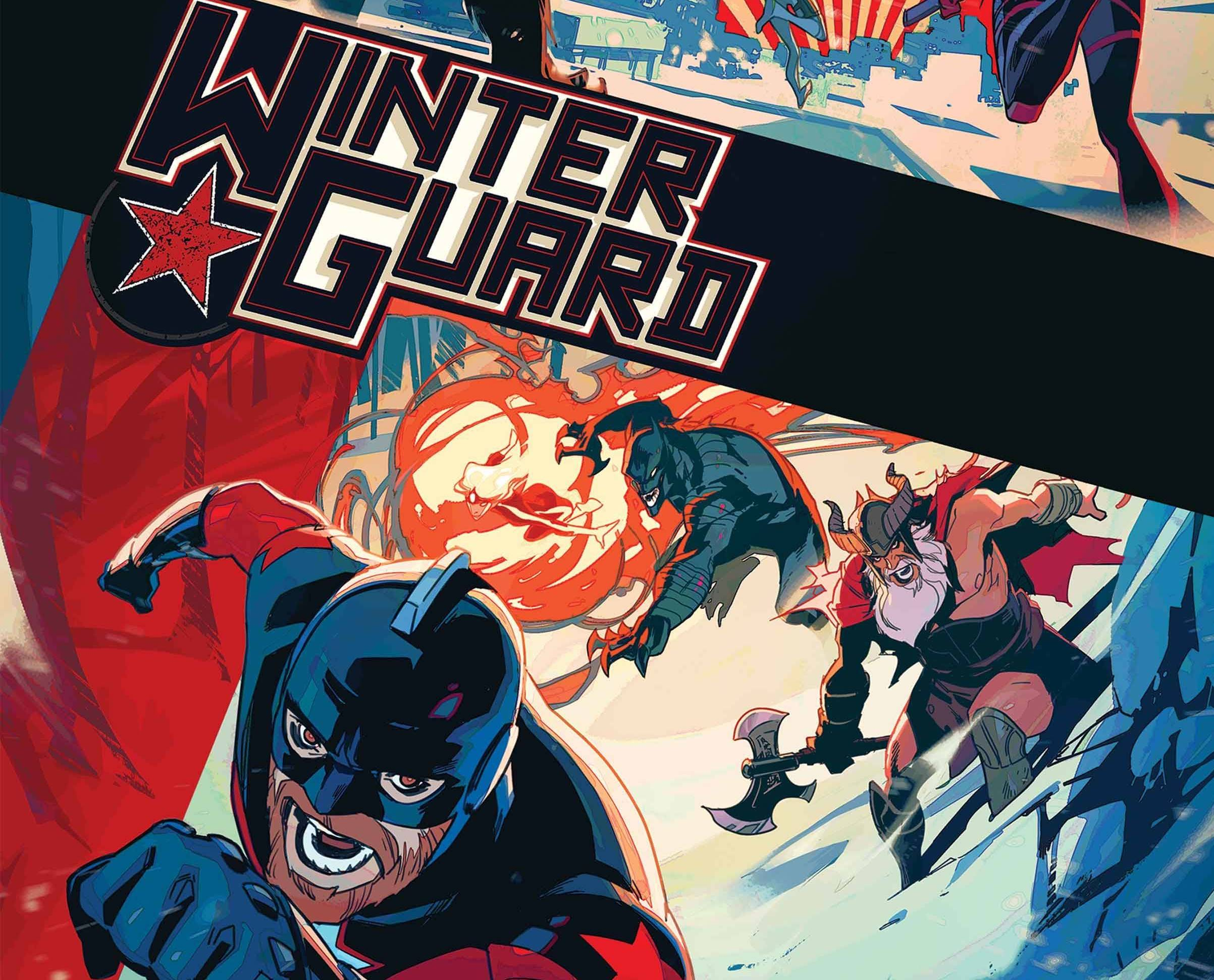 'Winter Guard' #2 will make you want more comics about this Russian team