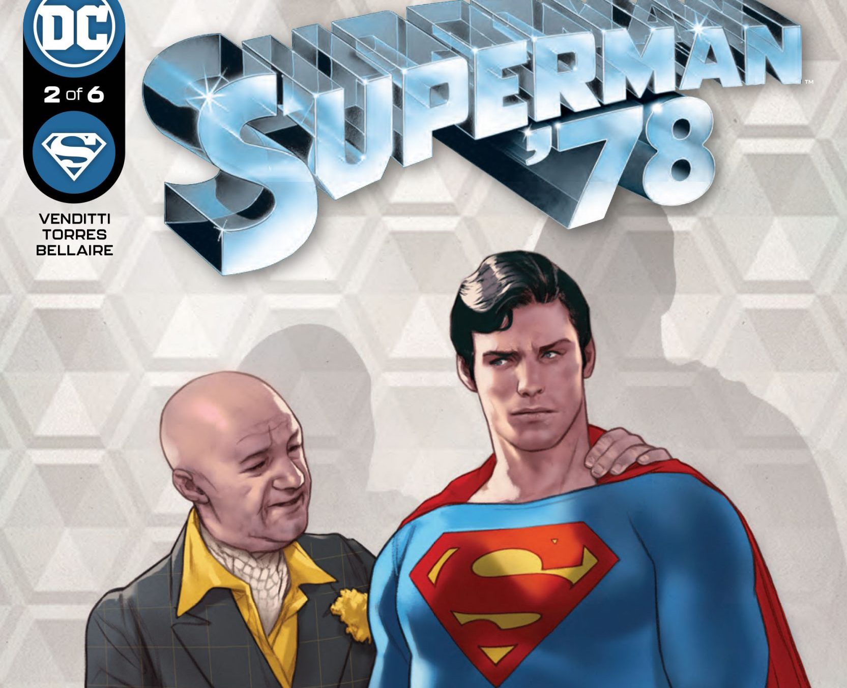 'Superman '78' #2 will make fans of the film giddy with excitement