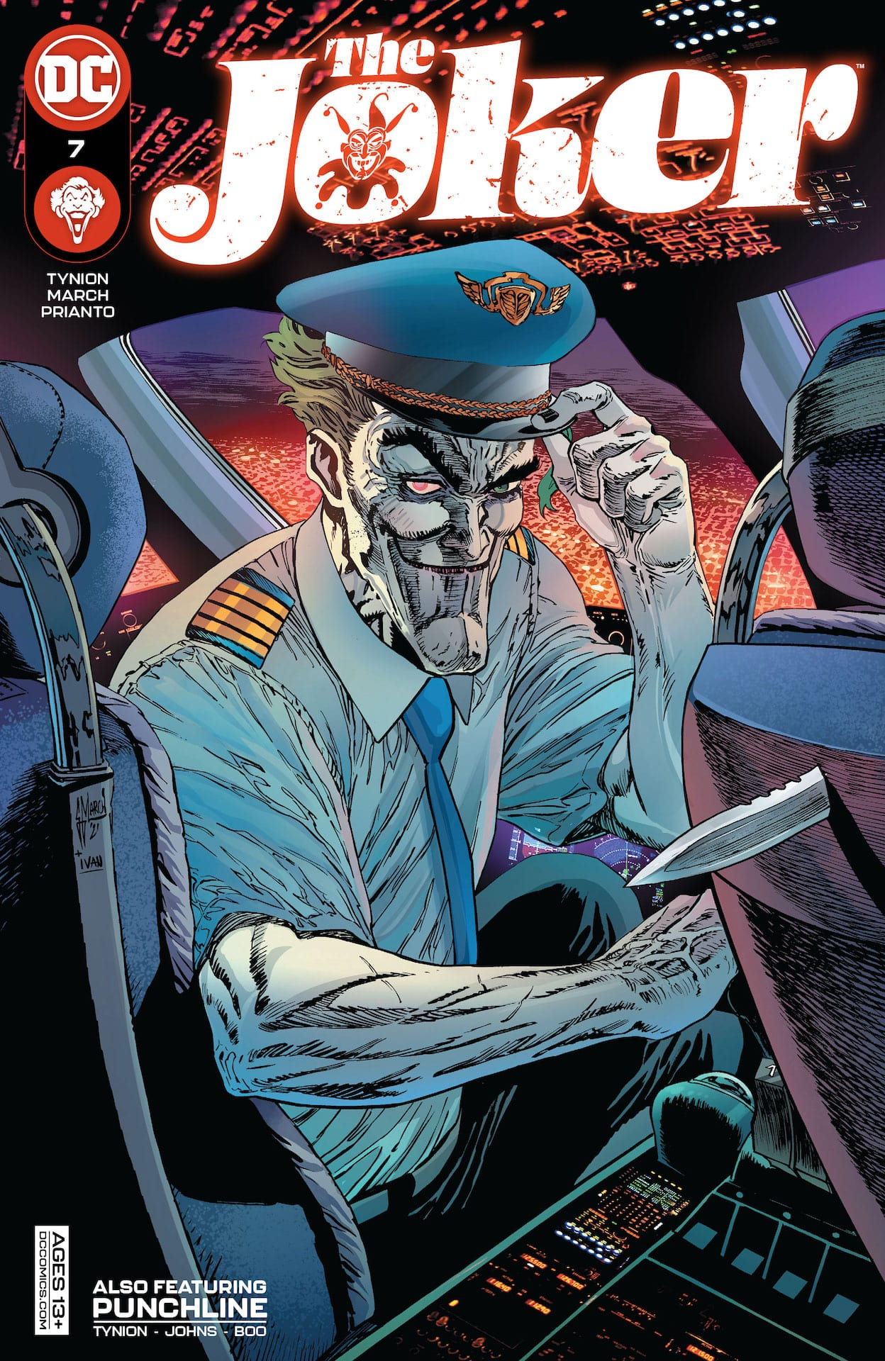 DC Preview: The Joker #7