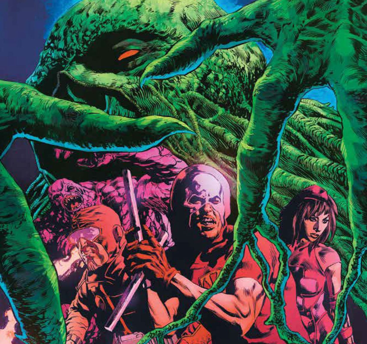 'The Swamp Thing' #7 review: The history lesson