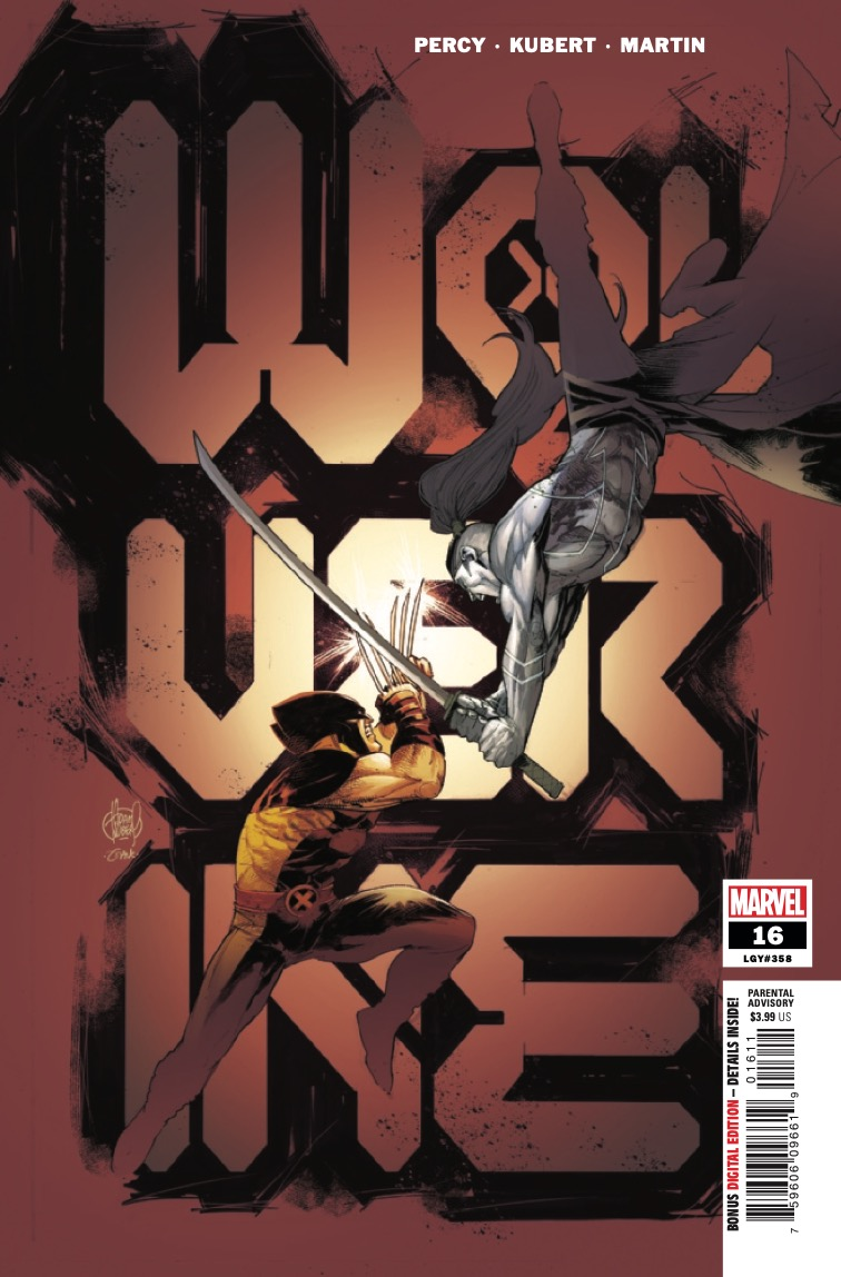 Marvel Preview: Wolverine #16