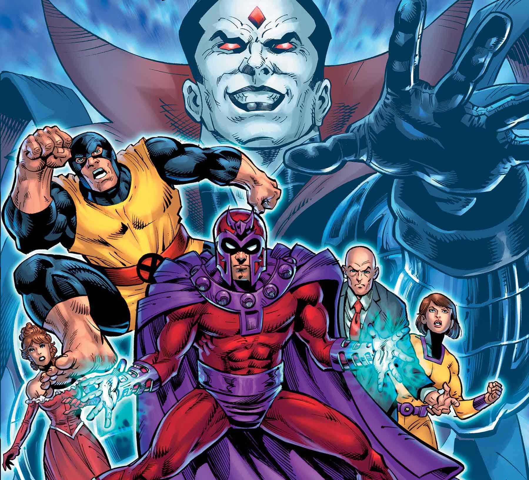'X-Men Legends' #10 to introduce the Eighth Circle in Mr. Sinister story