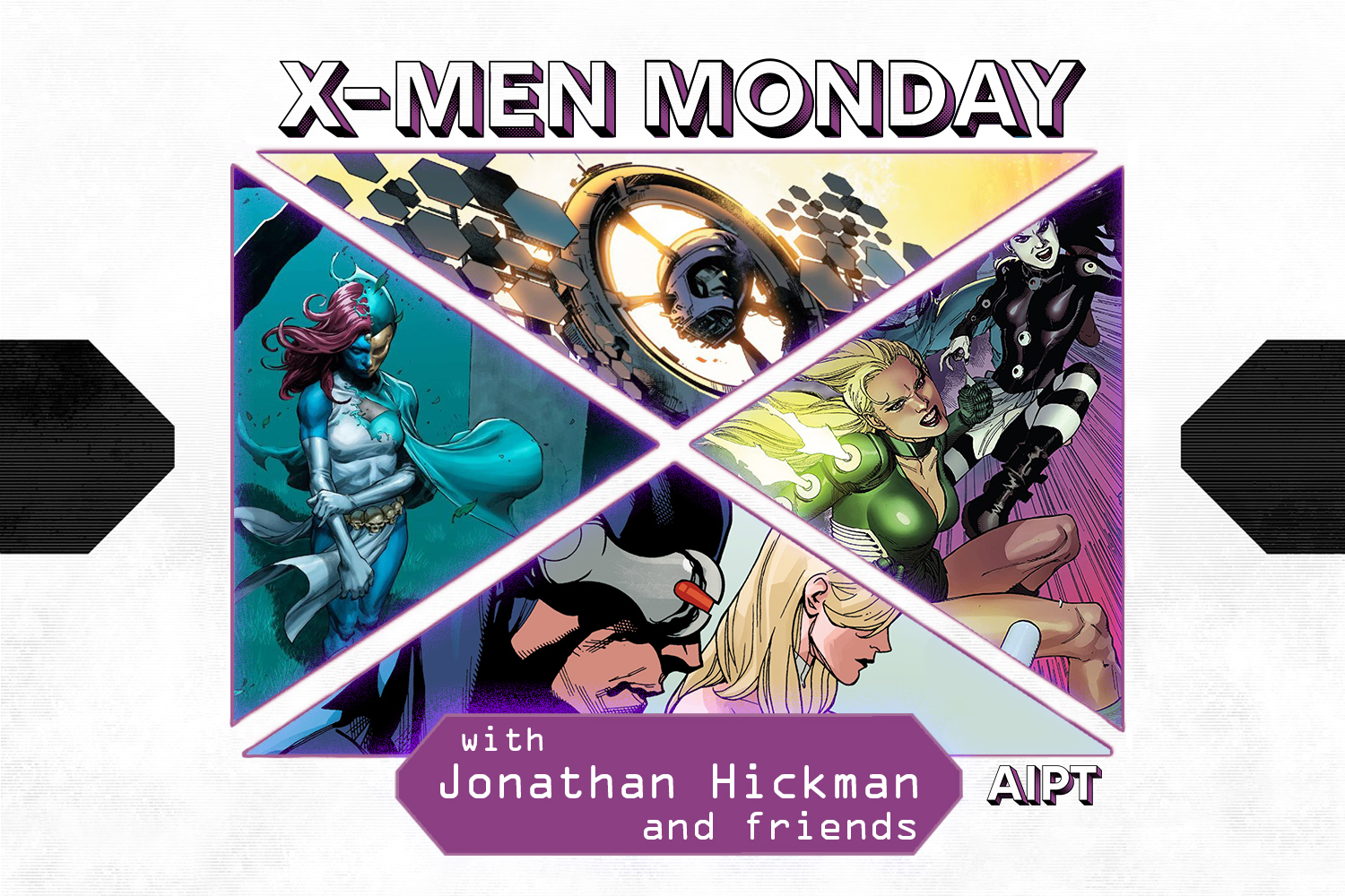 X-Men Monday #125 – Jonathan Hickman Reflects on the 'X-Men Experiment' and Teases the 'Amazing' Stories to Come