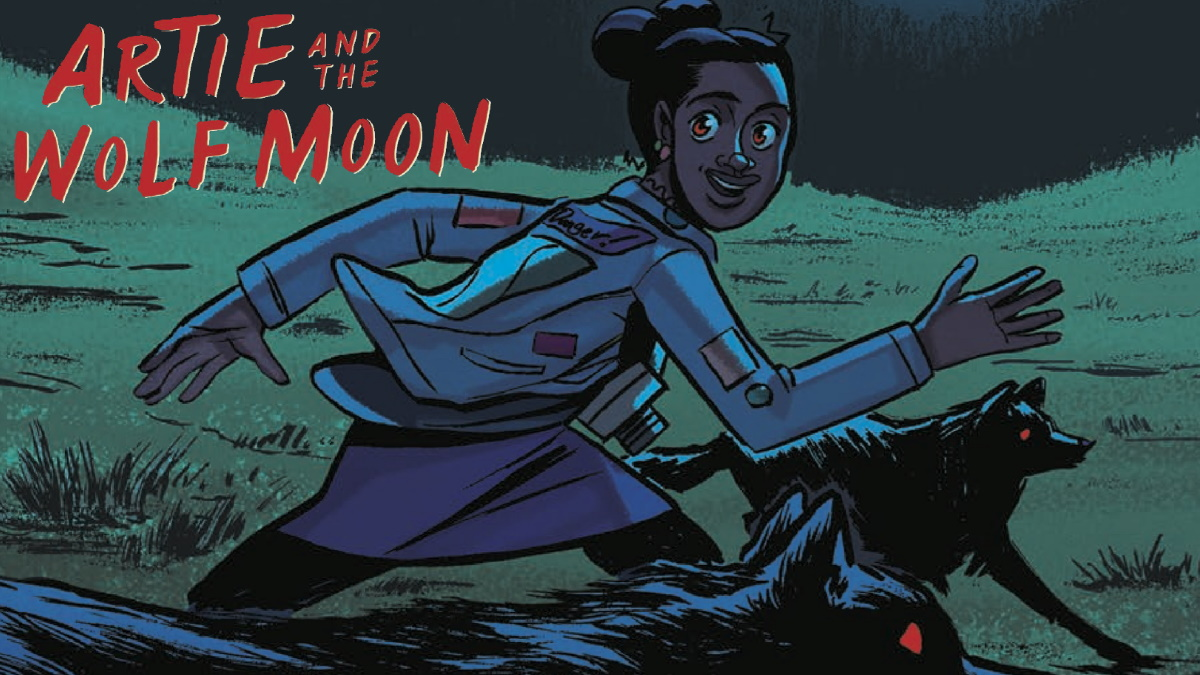 'Artie and the Wolf Moon' is a touching story of family with a supernatural twist