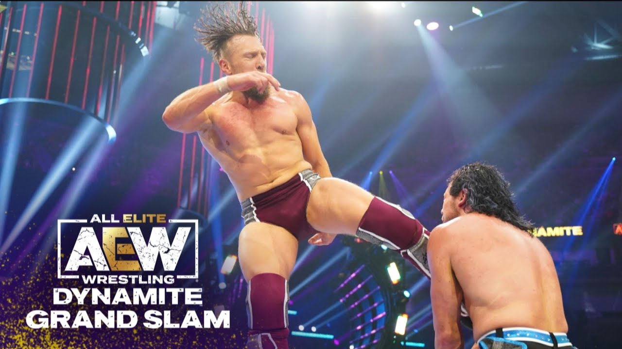 PTW Wrestling Podcast episode 172: The American Dragon Rises