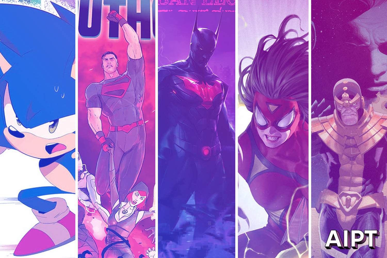 Fantastic Five: The best comics of the week of September 15, 2021